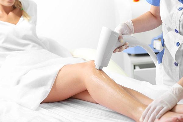 лазерная эпиляция ног до колена