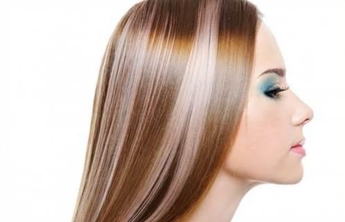 тонирование волос в Киеве