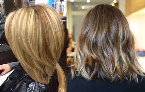 сколько стоит тонирование мелированных волос