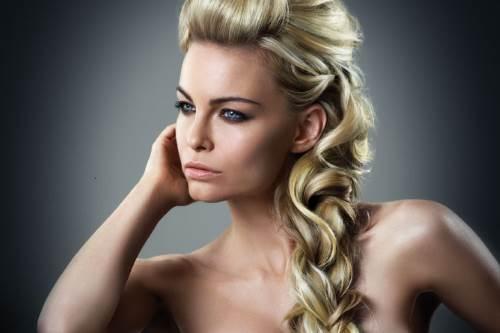 женские укладки для длинных волос