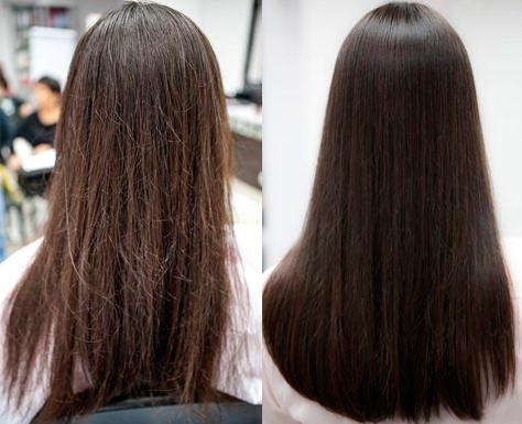 сколько стоит полировка волос